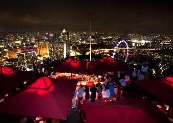 Singapore best Bars and Lounges